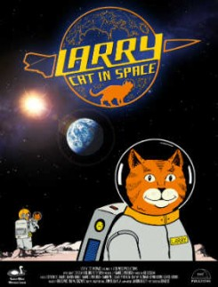 Larry Cat In Space