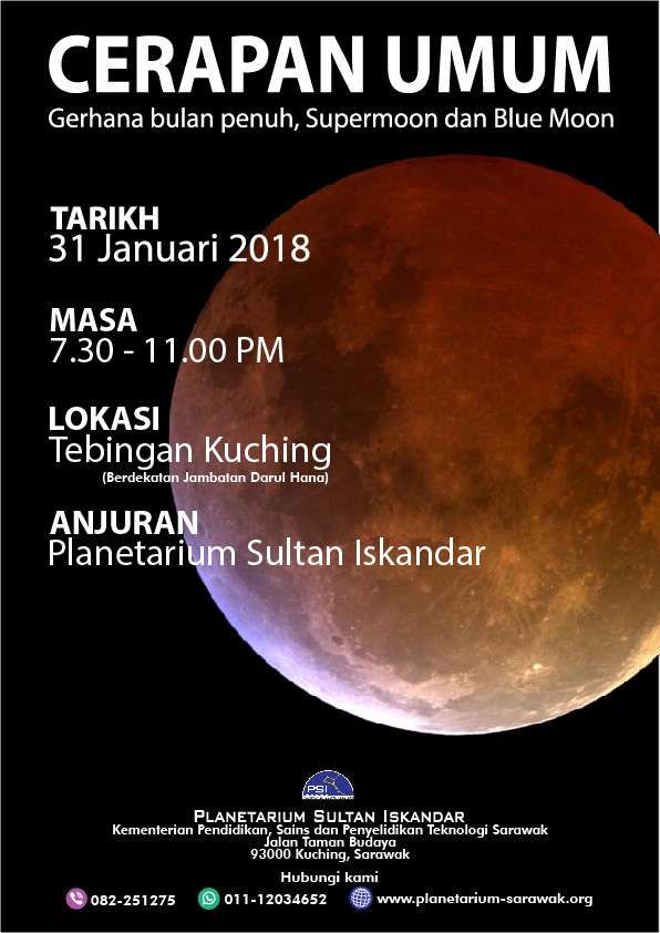 poster cerapan umum supermoon 01